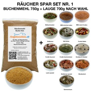 Räucher Spar-SET Nr. 1