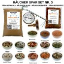 Räucher Spar-SET Nr. 3